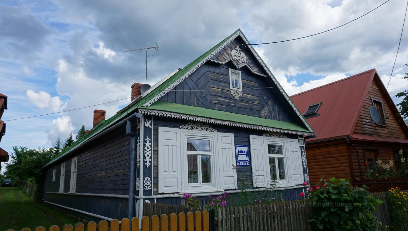 Bialowieza - chatka
