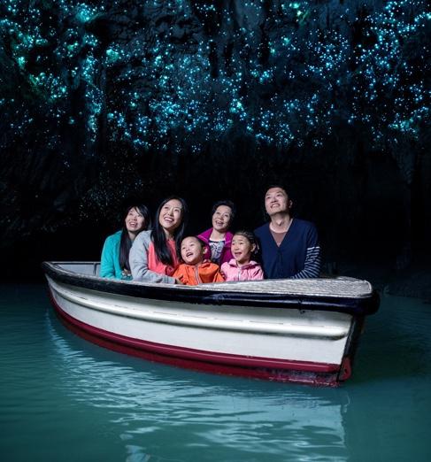 Nowa Zelandia 2017 – Auckland i okolice Waitomo