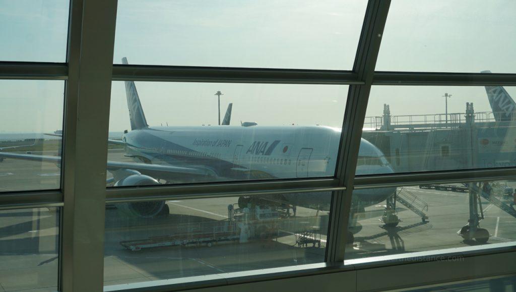 Boeing 777-200 w relacji Tokyo - Fukuoka