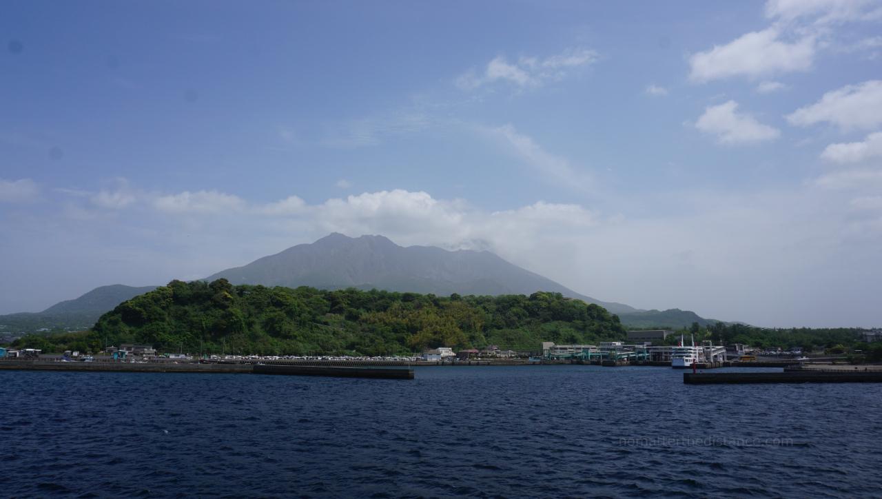 Japonia 2018 Kiusiu – Kagoshima 08 Sakurajima