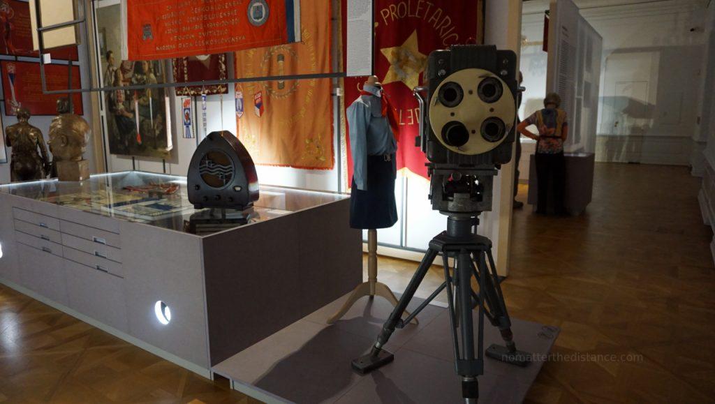 Zwiedzanie Bratysławy - Muzem w Zamku
