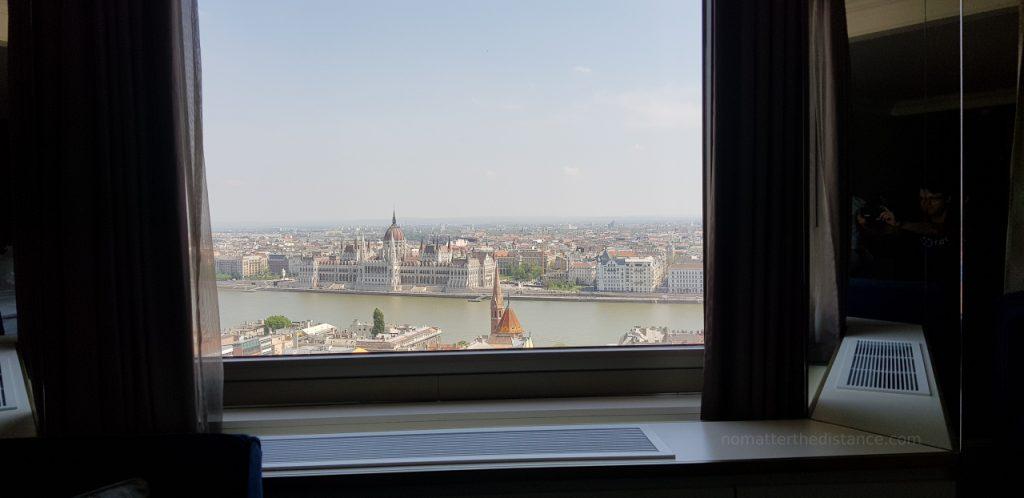 Zwiedzanie Budapesztu - pobyt w Hilton Budapest