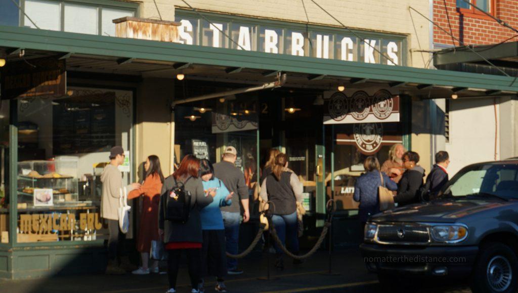 Seattle - lotnicze miasto Starbucks 29