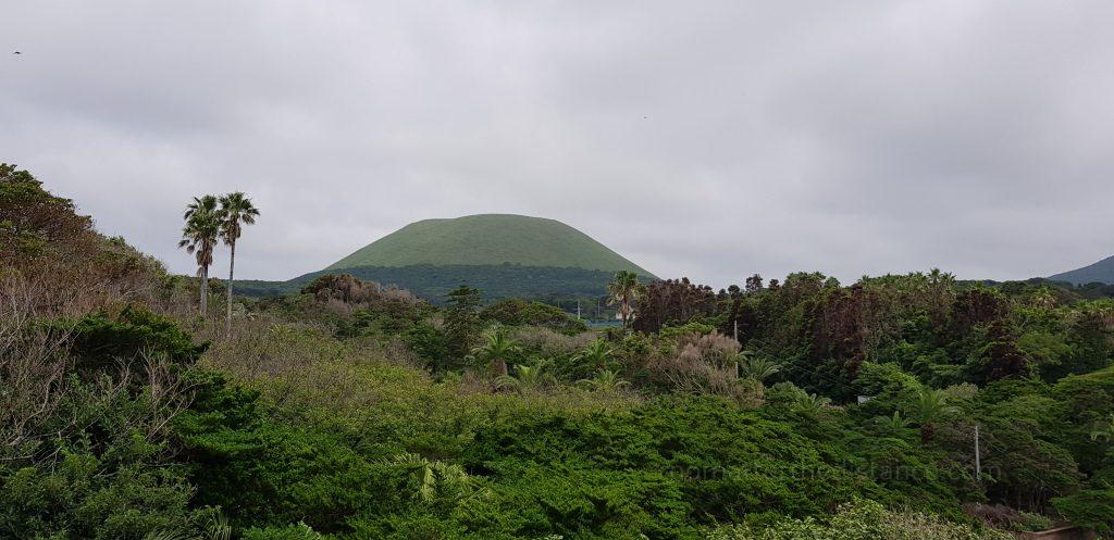 Wyspy Goto - Fukue - wulkan Mt. Onidake