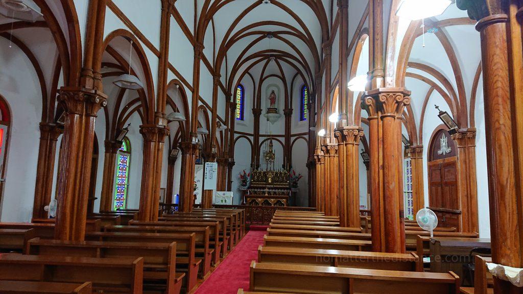 Wyspy Goto - zwiedzanie Kościołów