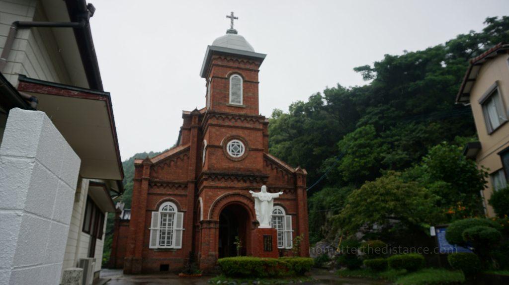 Wyspy Goto - Kościół Oso