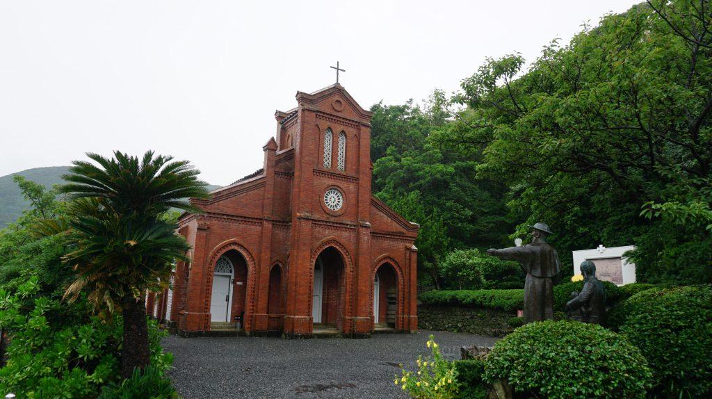Wyspy Goto - Kościół Dozaki