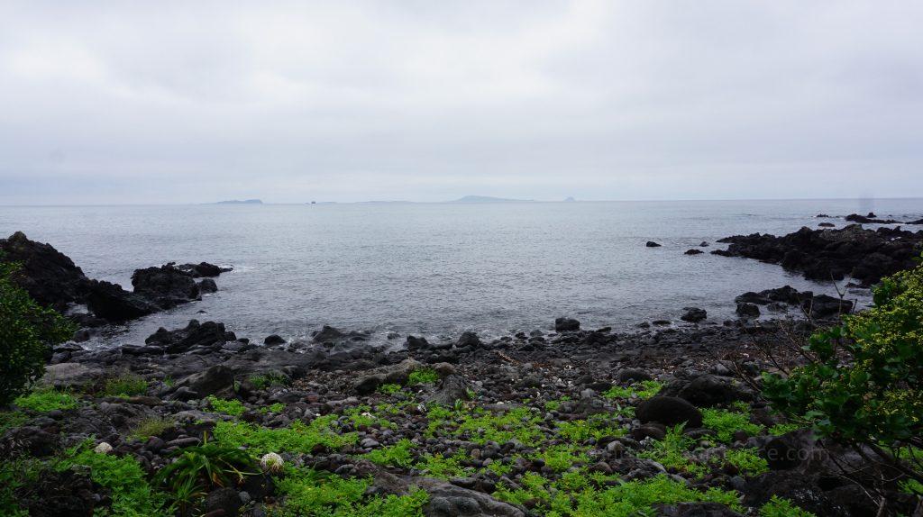Wyspy Goto - Fukue - pozostałości po erupcki wulkanu Mt. Onidake