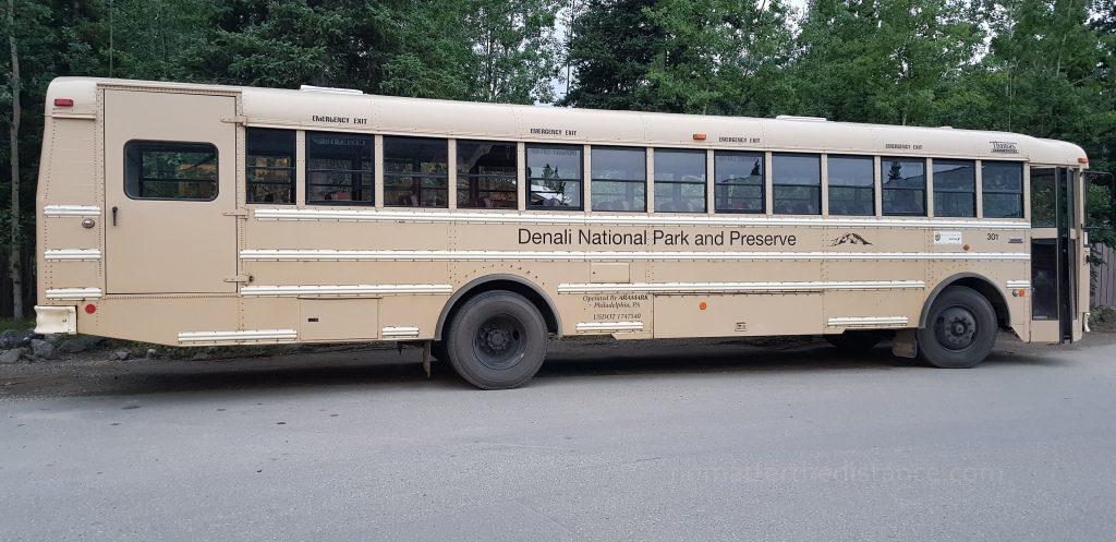 Bus Denali Park