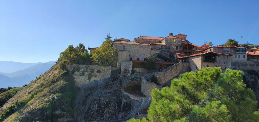 Wielki Meteor a. klasztor Przemienienia Pańskiego