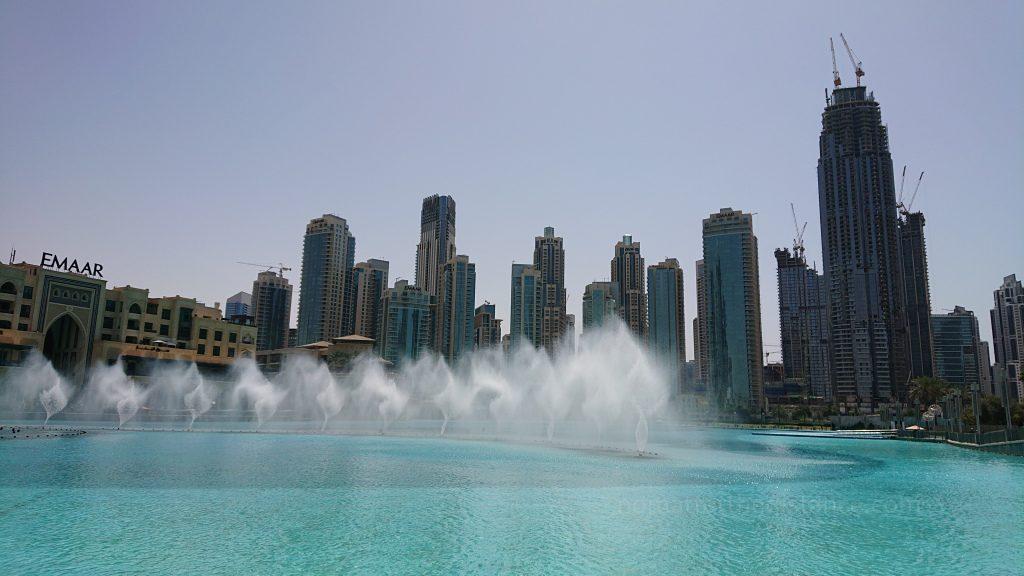Tydzień w ZEA - Dubaj