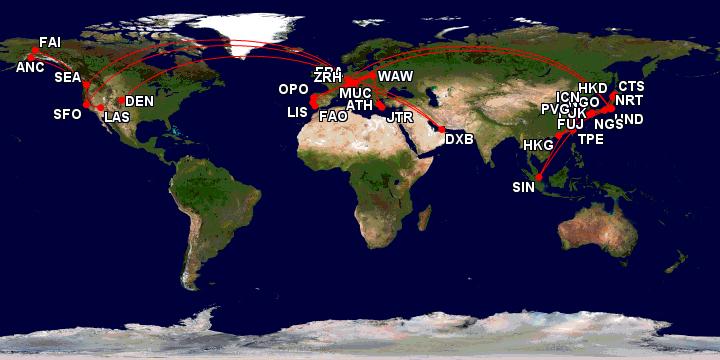 Podsumowanie podróżcznie - podróże odbyte w 2019 roku